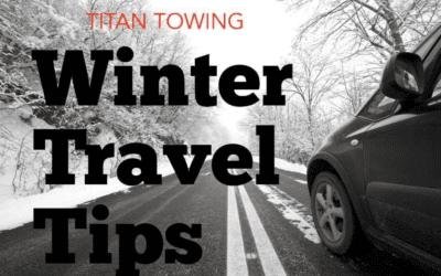 WINTER TRAVEL TIPS ⛄️